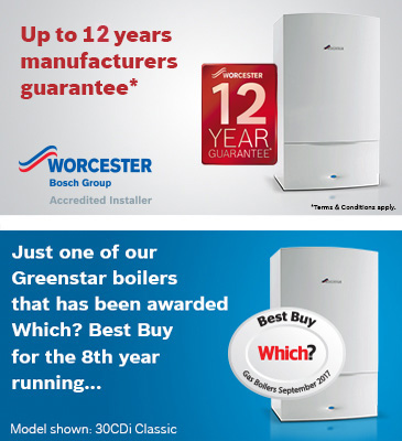 Worcester Boiler Guarantee Chessington